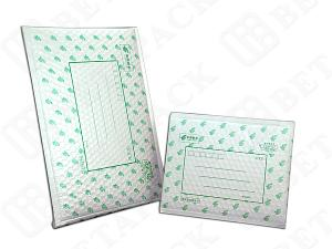 China Fully Laminated Pearl Poly Colored Bubble Wrap Envelopes PPB 240*350mm on sale