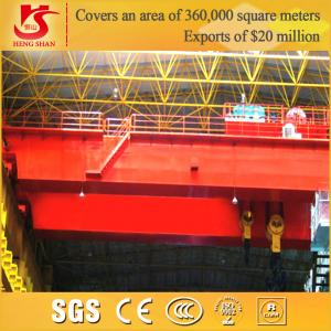 China Steel Ladle Overhead Crane Casting and Foundry Overhead Crane on sale