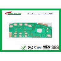 OSP Rigid-Flex Printed Circuit Board for Car 5mil PET Material