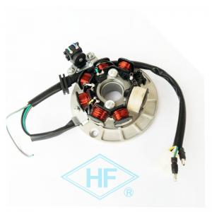 China Electronic Parts Honda Motorcycle Stator, Copper Motorcycle Magneto Coil on sale