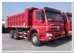 camion benne SINOTRUK HOWO en 330 HP, 8x4, pour transporter les matérieux de travaux