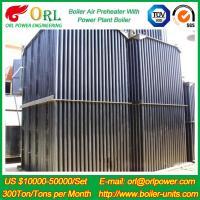 China 130 MW CFB/préchauffeur d'air chaud d'industrie de gaz de pétrole chauffe-eau pour la chaudière on sale