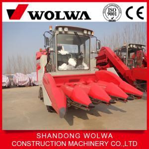 China W4YM-2 corn harvester on sale