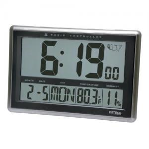 China 2011 NEWLY MODERN RADIO CONTROLLED WEATHER STATION ET6809CR on sale