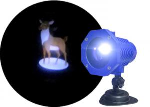 China Lawn Atmosphere Lamp Projector Christmas LED Light Spotlights For Xmas Festival Decor on sale