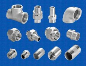 China Stainless Steel Cross Tee Fittings on sale