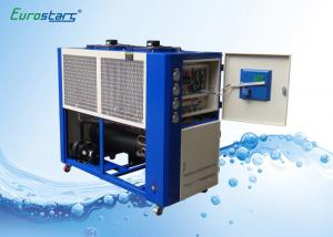 China Low Pressure 18 Ton Industrial Portable Water Chiller Units 400V - 50HZ Power Supply on sale