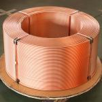 Refrigeration 30' Length C1100 Pancake Coil Copper Tube