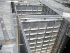 China Aluminium concrete forms on sale