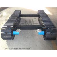 High Quality Steel Undercarriage/Steel Track Chasis/Rubber Track Undercarriage/Mini Crawler Undercarriage