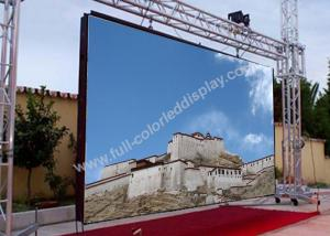 China Vivid P6 Full Color LED Display Outdoor on sale