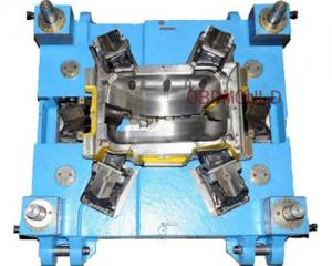 China Inner Trim Hood Stamping Die Jig And Fixture Components Die Material Checking Fixture on sale