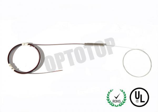 1x4 250 μM Ribbon Output Corning G657a plc fiber optic