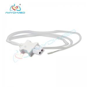 China Disposable medical temperature probe skin-surface/ esophageal medical temperature probe,temperature sensor on sale