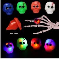 Led Skull Rings