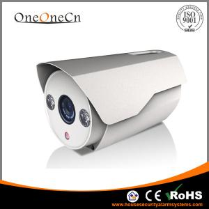 China Low Illumination IR Array Analog CCTV Camera 700TVL High resolution with OSD Menu supplier