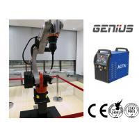 Discollision Robotic Welding Machine Open Modular Control System High Sensitivity