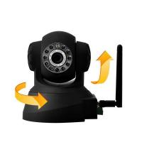 China 720P WIFI HD IP Camera PTZ , IR Distance 10m For Day & Night on sale