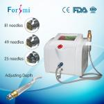 China Hottest portable infini redio frequence fractional rf microneedle device for sale wholesale