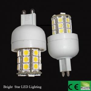China Dimmable LED G9 with 21pcs 5050SMD on sale