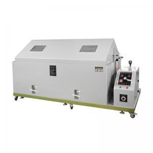 China Intelligent Salt Spray Corrosion Test Chamber / Salt Fog Testing Custom on sale