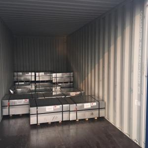 China BA / CA Tin Coated Steel Sheet , Electrolytic Tinplate Sheet Corrosion Resistance on sale
