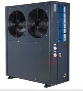 China EN14825 energy label -25C winter running for floor heating air to water heat pump 13KW on sale