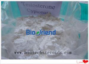 China 58-20-8 Testosterone Anabolic Steroid 99% Testosterone Cypionate Powder on sale