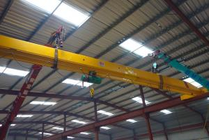 China LD type single girder overhead crane 1-20 ton on sale