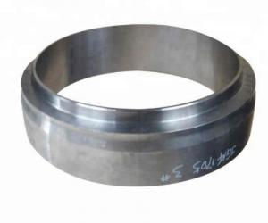 China Custom Forged Steel Rings , Bright Surface Stainless Steel Forged Rings on sale