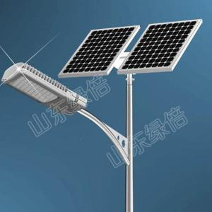 China Lithium Battery Integrated Solar Led Street Light on sale