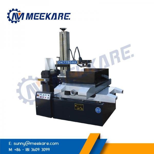 DK7750 Taper Angle 30 Small High Speed CNC Wire Cut EDM Machine for ...