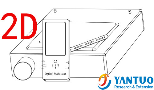 3D Passive modulator YT-PS600H 3D