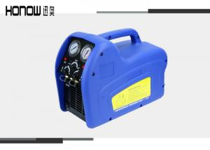 China Portable R134a Automotive Air Conditioning Recharge And Recovery Machine 1/2HP on sale
