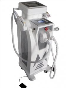 China Multifunctional SHR Thick Hair Removal for Women / Yag Laser Depilation Machine on sale