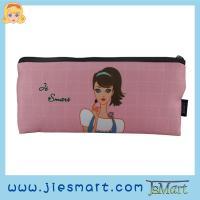 China JIESMART photo bag custom printing pencil bag on sale