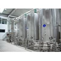 China 8000BPH Apple Fruit Processing Line Aseptic Brick Carton Package on sale