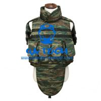 army equipment bulletproof vest army green jacket with nij leveliii body armor plates