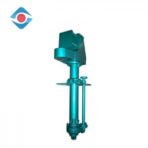 China Vertical Centrifugal Industrial Sewage Pumps , Submersible Mud Pump Single Stage on sale