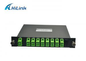 China Fiber CWDM Mux Demux Module on sale