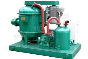 China Drilling Mud Vacuum Degasser, Gas-water separator will not make water and gas be discharge on sale