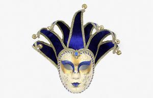 "China Jester  Masquerade                      14.5""  PF018B on sale"