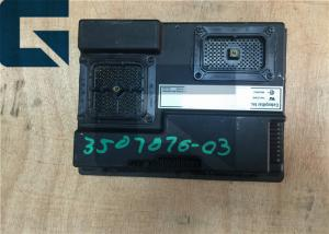 China Geniune Excavator Accessories , CAT Electronic Control Unit Control GP - Generator 350-7076 3507076 on sale
