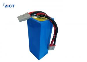 China 25.9V 60Ah Lithium Battery Pack / High Density Li Polymer Battery CE Approved on sale