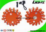 China Magnetic Amber Safety FlashingLEDWarningLight for Emergency Traffic Signal Road Flare wholesale