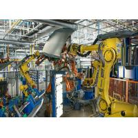 Multi Joint Articulated Robot Arm For Grinding / Deburring , Robotic Welding Arm
