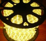 1/2 2 wire round led lighting rope