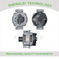 Clutch Pulley Type Audi Car Alternator , Audi A6 2.4 3.0 B7 Engine Generator