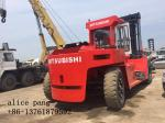 25ton hot selling high quality used japan mitsubishi diesel forklift