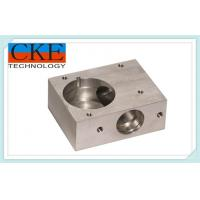 Multi-Axis Cold Rolled Precision Machined Parts For Cars / Trucks , CNC Turning Parts